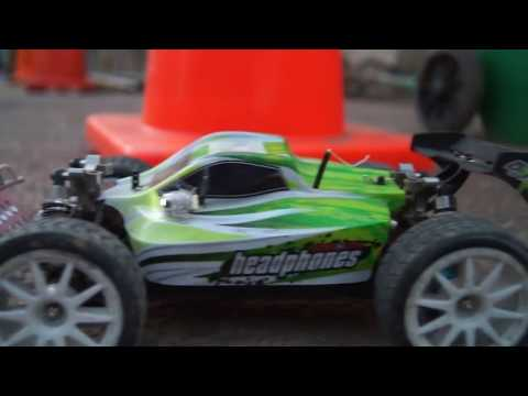 WLToys A959 B Offroad Action