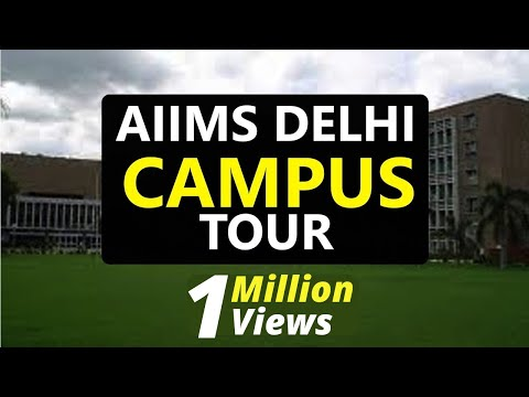 A Day in The Royal Life of a Medical Student at AIIMS Delhi: Fees, Hostel Tour