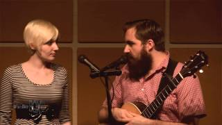 Jessica Lea Mayfield and David Mayfield LIVE at 91.3 Studio C