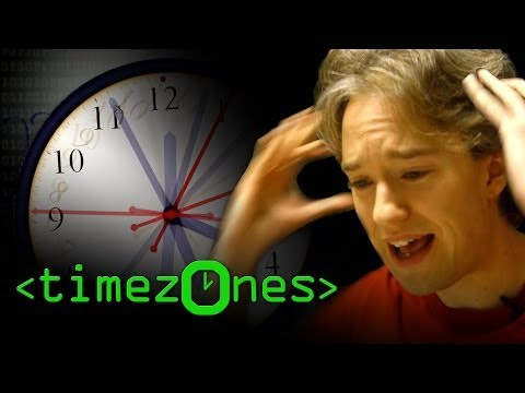 Epic rant from a programmer about our complex timezones
