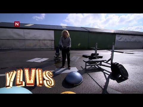 Slapstick - Fra I kveld med YLVIS LIVE sesong 4 på TVNorge. SBS Discovery © 2014.