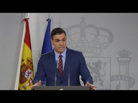 Ισπανία – COVID-19: 200 δισ. για τον περιορισμό των επιπτώσεων στην οικονομία…
