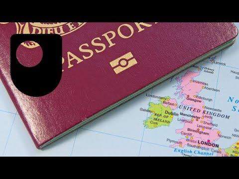 Britische Staatsbürgerschaft Zeremonie (1/2)