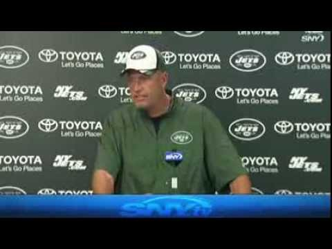 Video: Jets Report: Who's on QB and CB?