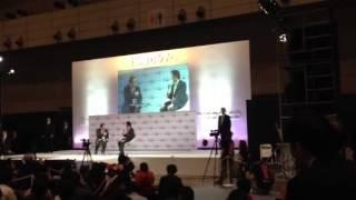 【ニコニコ超会議に安倍首相登場!!】オバマ米大統領来日翌日に日米会談について語った動画