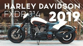 7. Teste: Harley-Davidson FXDR 114 2019 - Webmotors