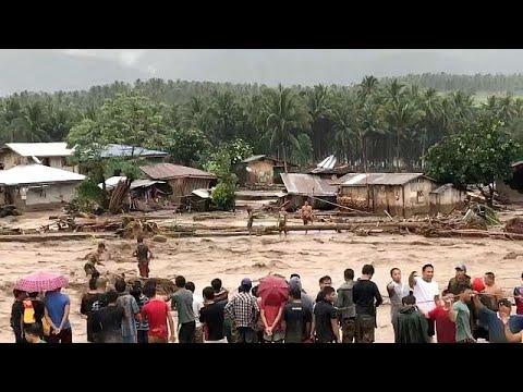 Φιλιππίνες – Βιετνάμ: Στο έλεος του τυφώνα