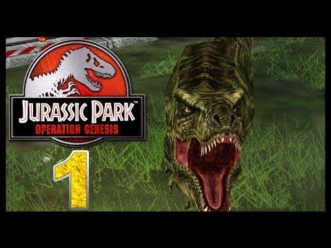 Jurassic Park: Operation Genesis - Episode 1 - New Park!