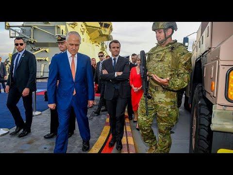 Präsident Macron steht weiter zum Iran-Atomabkommen