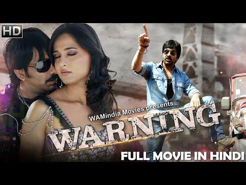 New Hindi Dubbed Full Movie 2018 |  Warning 2018 | New South Indian Full Hindi Dubbed Movie