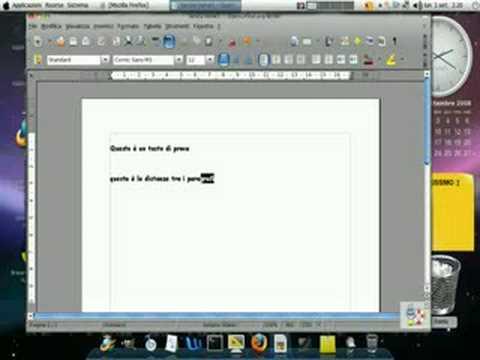 Video Tutorial: OpenOffice, come cambiare il modello predefinito dei file di testo