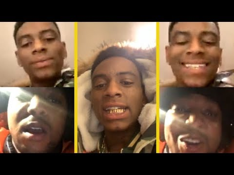 Soulja Boy & Tadoe Talks About His Famous Dex Beef!