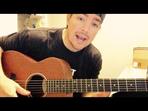 Marry Me | Thomas Rhett | Beginner Guitar Lesson