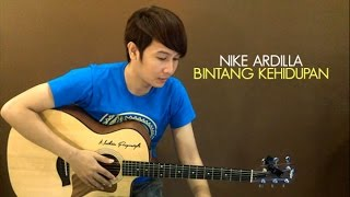 Video (Nike Ardilla) Bintang Kehidupan - Nathan Fingerstyle | tonton juga lagu ini + vocal MP3, 3GP, MP4, WEBM, AVI, FLV November 2017