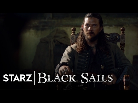 Black Sails Season 4 Promo 'Rise of Silver'