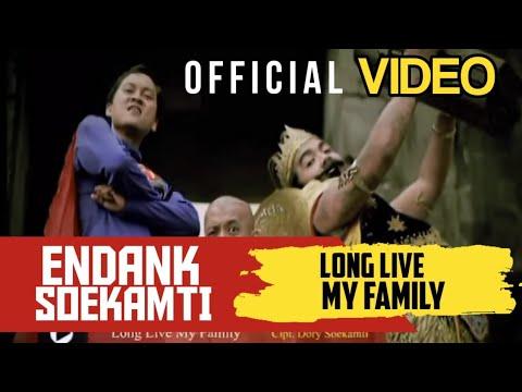 Endank Soekamti - Long Life My Family ( Official Video )