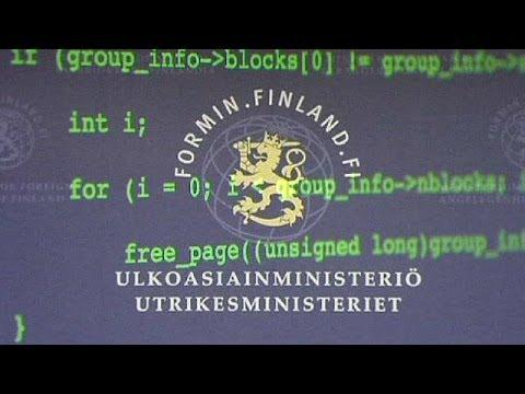 La Finlande victime d'espionnage informatique