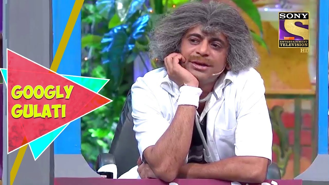 'Aww' Moment For Dr. Gulati | Googly Gulati | The Kapil Sharma Show