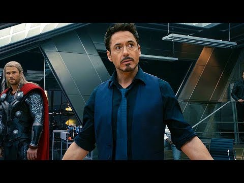 "Tony Stark ""That's The Endgame"" Argument Scene - Avengers: Age of Ultron (2015) Movie Clip HD"