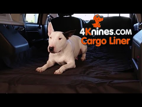 SUV And Truck Dog Cargo Liner