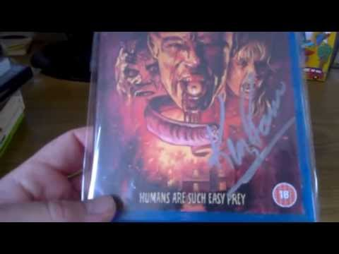 HORRORCON 2015 HAUL & HORROR DVD & BLU-RAY UPDATE 53 (13-07-15)