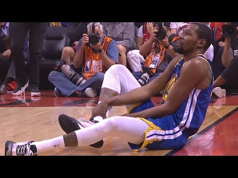Durant Returns, Re-Injures Calf! Warriors Survive Game 5! 2019 NBA Finals
