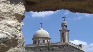 Спасенный город Хабаб: ополченцы-христиане присоединились к перемирию в Сирии