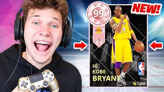 Video OMG I PULLED 99 PINK DIAMOND KOBE BRYANT!!! NBA 2K18 MP3, 3GP, MP4, WEBM, AVI, FLV November 2018