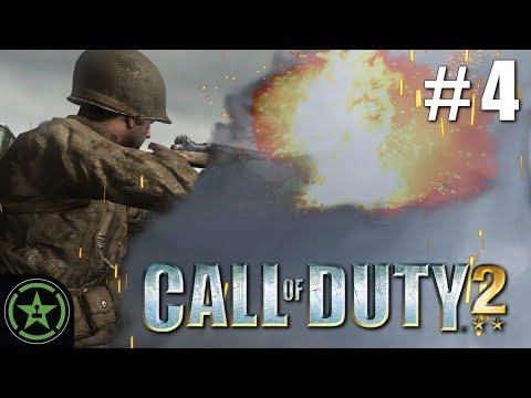 Bang Cloud - Call of Duty 2 - (Cod Week #4) | Let's Play