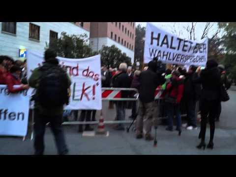 Ospedale continua la protesta - 27.11.14