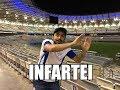 É O MELHOR GOLEIRO DO BRASIL (Cruzeiro 1(3)x(0)2 Santos)