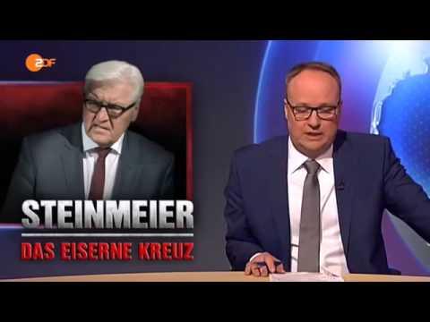 Heute Show: gegen Kriegstreiber Gauck, Steinmeier, von der Leyen (antikrieg.TV)