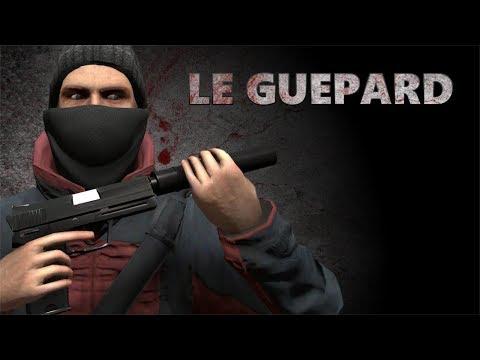 Garrys Mod - LE GUEPARD