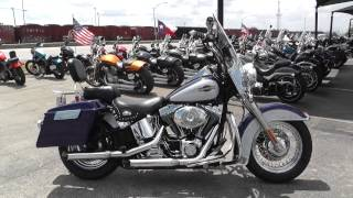 7. 024504 - 2006 Harley Davidson Heritage Softail Classic   FLSTCI - Used motorcycles for sale