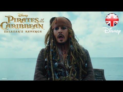 PIRATES OF THE CARIBBEAN | Salazar's Revenge – Final Trailer | Official Disney UK