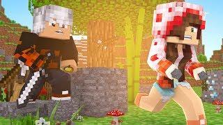 Minecraft: PVP RAIZ VS PVP NUTELLA !!! - Troca De Heróis ‹ Ine ›