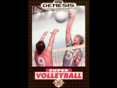 super volleyball genesis download