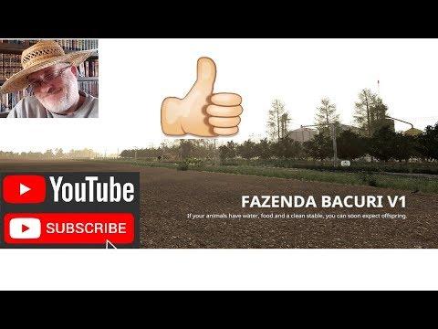 FAZENDA BACURI FS19 v1.0