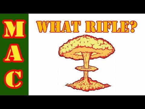 Rifle - I am frequently asked