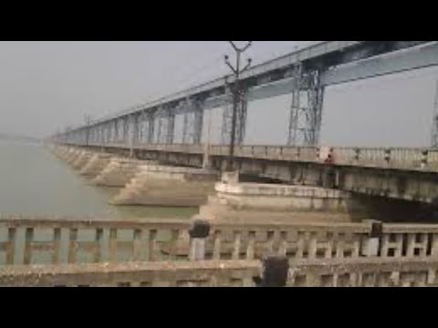 khagendra gajmer in koshi barrage nepal