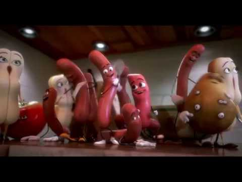 Sausage Party (UK TV Spot 'Juicy Secret Wiggle')