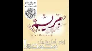 Download Video سورة مريم اكثر من رائع - يوسف ابكر MP3 3GP MP4