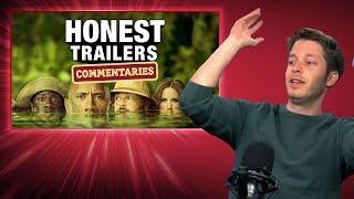 Video Honest Trailers Commentary - Jumanji: Welcome To The Jungle MP3, 3GP, MP4, WEBM, AVI, FLV Oktober 2018
