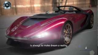 CATIA V6 | Industrial Design | Sergio by pininfarina