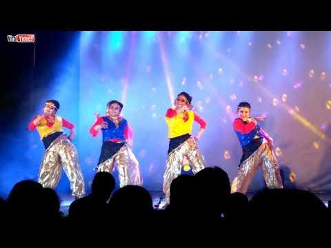 Video Cheez Badi, Haseeno Ka Deewana & Laila Mix | Spondan Dance Academy | Annual Show 2018 download in MP3, 3GP, MP4, WEBM, AVI, FLV January 2017