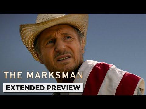 The Marksman   Liam Neeson Plays an Arizona Rancher