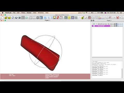 Создание высокоточной трех-мерной модели индивидуаль-ного блока. Часть 6