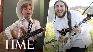 Video Walmart Yodeling Boy Going To Coachella | TIME MP3, 3GP, MP4, WEBM, AVI, FLV April 2018
