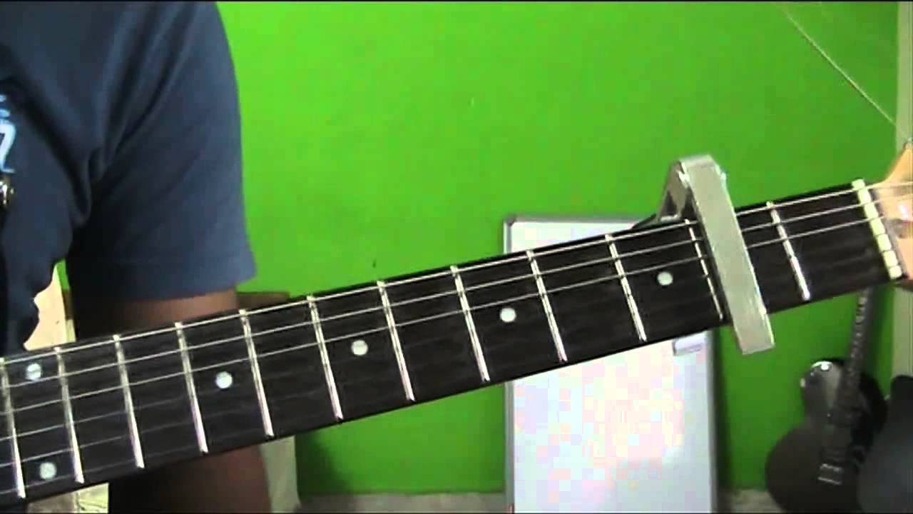 Ambarsariya guitar chords lesson easy (beginners)