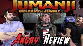 Video Jumanji: Welcome to the Jungle Angry Movie Review MP3, 3GP, MP4, WEBM, AVI, FLV Maret 2018